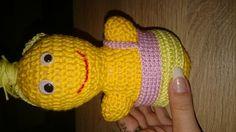 Eine kleine Süße Kuschel Maus, mit wenig Aufwand habt ihr für eure Kleinen Mäuse etwas schönes gezaubert.