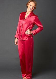 Natalya Silk Pajamas - Women s Sleepwear 70fb4fce2