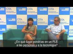 Entrevista a Jordi Adell y Linda Castañeda sobre PLE