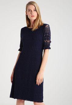 Kleding Cream MELISSA - Korte jurk - royal navy blue Donkerblauw: € 69,95 Bij Zalando (op 14-7-17). Gratis bezorging & retour, snelle levering en veilig betalen!