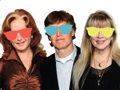 The summer so bright you gotta wear shades, because Bonnie Raitt, Steve Winwood and Stevie Nicks - among other '80s acts - will perform locally this summer. (Virginian-Pilot photo illustration | Associated Press file photos)