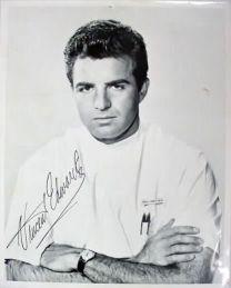 The original Dr. McDreamy ~ Vince Edwards as Dr. Ben Casey.