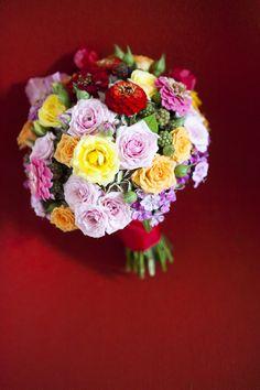 FLORICA - sommerlicher Brautstrauß - Fotografie @hochzeitkoeln