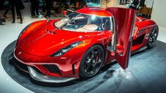 We saw the concept version at last year's show. This year, they've brought along the real thing: Internet, meet your new hero, the 1,500bhp, production-ready Koenigsegg Regera. Yep, that's more power than the BugattiChiron… Not much has changed in the 12 months since we first met the Regera. Well, apart from the three thousand revisions Koenigsegg has made from the concept car to the production version you seeabove.
