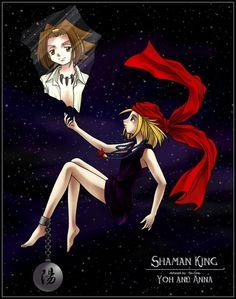 Shaman King : Yoh and Anna