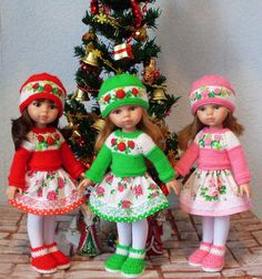 Начинаем готовится к весне / Одежда и обувь для кукол - своими руками / Бэйбики. Куклы фото. Одежда для кукол