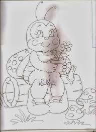 Image result for riscos de desenhos para lençol de bebe