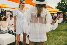The Best Preppy Style at the 2016 Veuve Clicquot Polo Classic - -Wmag