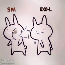 can we all take a moment to admire the way some rly talented exo-l just put all our emotions in this?