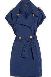 Vivienne Westwood AnglomaniaLogan cotton-blend twill trench coat