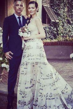 Los 11 vestidos de novia VIP más raros - Con el inesperado diseño elegido para su boda...