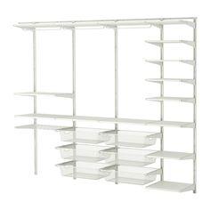 IKEA - ALGOT, Riel susp/baldas/barra