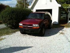 '02 Chevrolet Blazer LS ZR-2