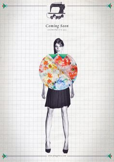 Geppa - Brand Identity for a personal fashion project by Giuseppina Grieco, via Behance
