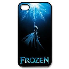 New Disney Frozen Princess Elsa  Apple iPhone 4 /4s /5 / 5s / 5c  Case Cover