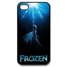 New Disney Frozen Princess Elsa  Apple iPhone 4 /4s /5 / 5s / 5c  Case Cover