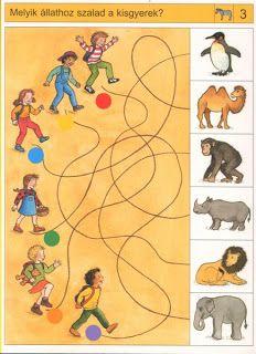 Gyermek kuckó: Logico - az állatkertben 3