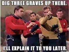 Poor Little Red Shirts!