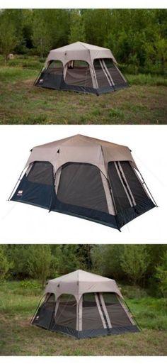 Coleman Instant Tent 10 Person Review & Coleman Accy Rainfly Instant 8 Person Tent Accessory - Best Tent 2018