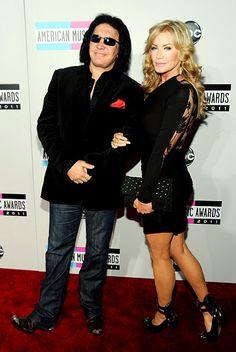 Best Celebrity Weddings of 2011: Gene Simmons and Shannon Tweed