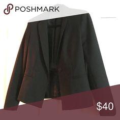 Zara black blazer Basically new - business casual wear Zara Jackets & Coats Blazers