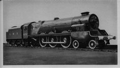 The LMS Turbine Locomotive