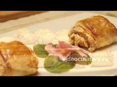 Торт из заварных пирожных крокембуш со сметанным кремом с фото