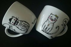 Check out this item in my Etsy shop https://www.etsy.com/uk/listing/455333854/happy-couple-love-cute-cats-mug