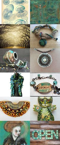 A bit o Whimsey! by Julie Pauly on Etsy--Pinned+with+TreasuryPin.com