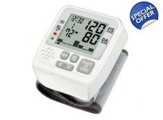 Tensiometru Cresta BPM 158 Cooking Timer, Heart Rate