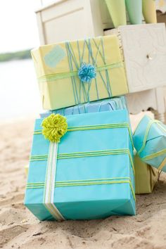 I love giving the perfect gift to someone special. And watching them open the surprise and seeing their face light up with joy ;)
