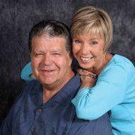 John and Carol Arnott. Leaders of the Toronto Blessing movement in the early 90's.