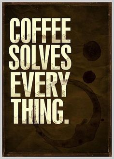 Javita Coffee Solves Everything