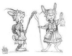 character rabbit manga - Buscar con Google