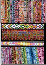 Bracelets brésilien: toutes les fiches technique.