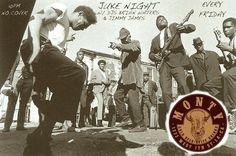 Friday night is Juke Night at Monty! DJ's Brian Waters & Jimmy James mojo the decks! #nocover #DTLA