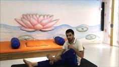 Sukshma Yoga 2- Feet & Half butterfly pose