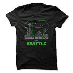 12 Seattle T-Shirts, Hoodies. SHOPPING NOW ==► https://www.sunfrog.com/Sports/12-Seattle-Tshirt.html?id=41382