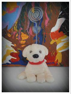 Dog biscuit / porcelana fria