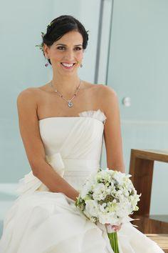 Maquillaje + peinado de novia #tips #moalmada #tranzas #fashionblogger