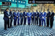#Repost @rhoepsilonsigmanyc  The Rho Epsilon Sigma Alumni Chapter of PHI BETA SIGMA FRATERNITY INCORPORATED!  Photo Cred @1alec   #blue #photographer #nycshooters #nyc #sigma #bluephi #RESPBS #RESNYC #theRHO #youknow #suit #fraternity #black #educated #men #mensfashion
