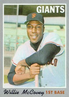Willie McCovey 1970