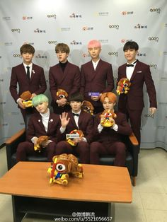BTS v jin rap monster j-hope suga jungkook jimin