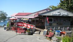 The Lobster Dock - Boothbay Harbor, ME, United States. The Lobster Dock Restaurant - Boothbay Harbor, ME