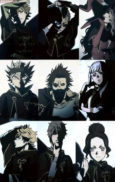 Animated gif about gif in black clover by – Kluge Witze I Love Anime, All Anime, Manga Anime, Anime Art, Anime Gifs, Fanarts Anime, Anime Characters, Black Clover Asta, Black Clover Anime