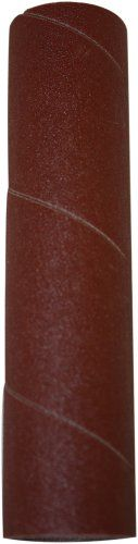 PORTER-CABLE 771002203 1-Inch Spindle 220 Grit Sanding Sleeve (3-Pack)  Durable aluminum oxide grain for longer disc life and higher removal ratesResin coated to resist heat and humidity for longer lifeFor use on spindle sanders  http://industrialsupply.mobi/shop/porter-cable-771002203-1-inch-spindle-220-grit-sanding-sleeve-3-pack/