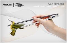 Asus Zenbook  Ultrabook  ultraslim  ultrafast  ultraelegant