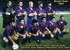 Dream Team Barça 1992