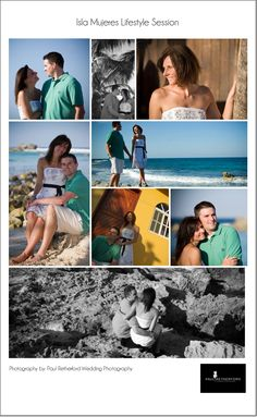 Isla Mujeres, Mexico Photographer | Lifestyle Session | Paul Retherford photo http://www.paulretherford.com #IslaMujeres #Mexico #familyphoto #engagement #lifestyle