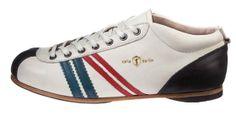 Zeha Berlin - LIGA - Sneaker -  855.23 -   Zeha Berlin - the DDR inspired 100 % leather sneaker - made in EU www.zeha-shop.de
